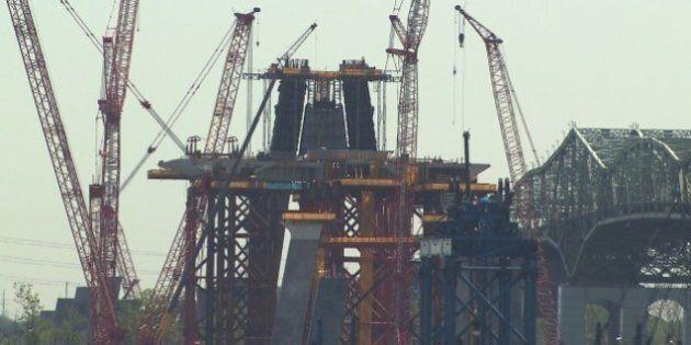 Une initiative personnelle de fonctionnaires ralentit les travaux du nouveau pont