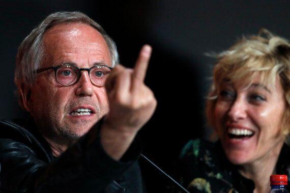 À Cannes, c'est le festival des doigts d'honneur