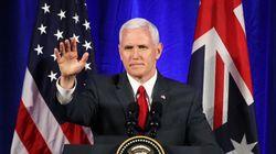 Enquête russe: le vice-président Mike Pence embauche un avocat