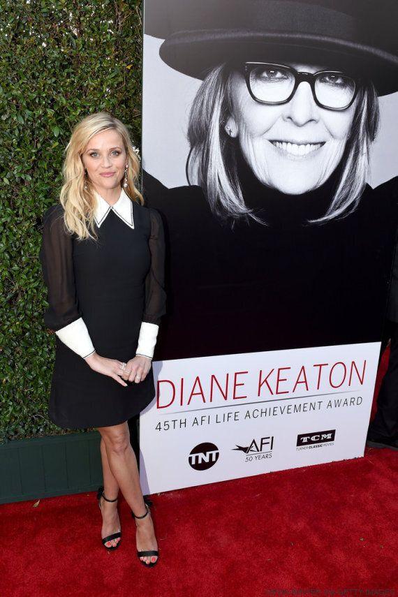 Diane Keaton révèle avec quelles célébrités elle n'est pas amie et c'est hilarant