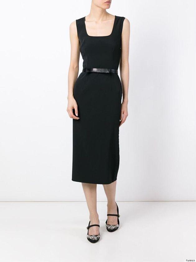 Sophie Grégoire Trudeau magasine chez Dolce & Gabbana en
