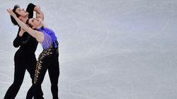 Les Canadiens Tessa Virtue et Scott Moir gagnent le titre mondial en