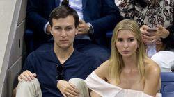 Ivanka Trump et son mari toujours liés à leurs affaires, malgré leur entrée au