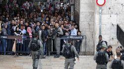 Jérusalem: Un Palestinien est abattu après avoir poignardé trois