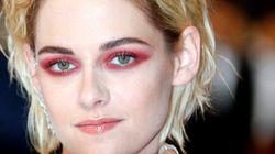 Le maquillage osé de Kristen Stewart pour sa montée des