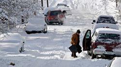 La neige provoque (encore) des