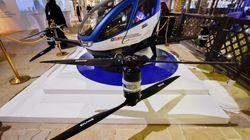 Dubaï teste un taxi-drone chinois et accueille