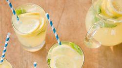 De la limonade maison pour se
