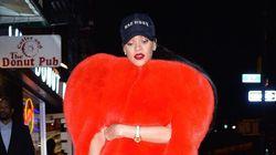 Le dernier look de Rihanna prouve qu'il y a de l'amour dans