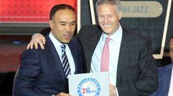 Les 76ers de Philadelphie remportent la loterie du repêchage de la