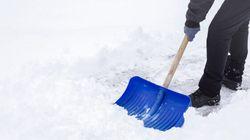 Tempêtes de neige, la pelle votre meilleur
