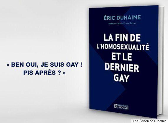 Éric Duhaime fait son «coming out» et s'attaque aux «lobbys