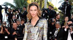 Festival de Cannes 2016: les top modèles ont pris d'assaut le tapis rouge