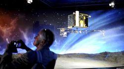 Rosetta a retrouvé le célèbre robot