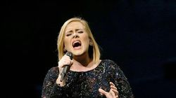 Adele parodie Beyoncé en plein