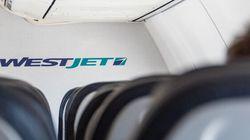 Si vous avez pris un de ces vols avec Westjet, vous pourriez avoir la