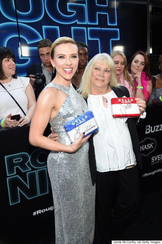 Voici à quoi ressemblera Scarlett Johansson dans 40 ans