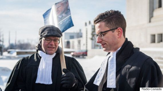 Rien ne va plus entre les juristes de l'État et Québec