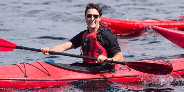 Trudeau esquive une question sur les audiences sur Énergie