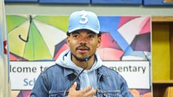Chance The Rapper donne 1 million de dollars aux écoles de