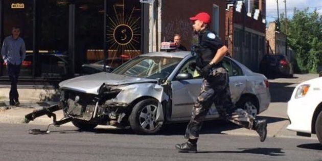 Braquage de banque dans le Mile End: la femme accusée de vol