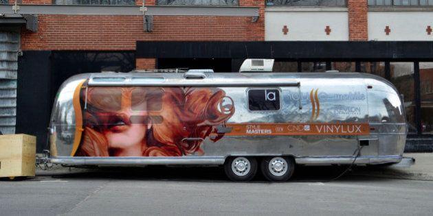 La Rousse Mobile: le premier beauty truck au Québec
