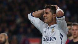 Cristiano Ronaldo dans le