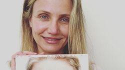 Les stars sans maquillage sur Instagram