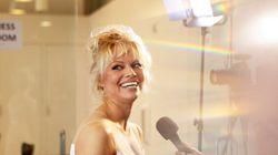 Pamela Anderson s'allie à un rabbin pour dénoncer la