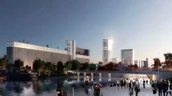 Le silo no 5 et l'accès au fleuve au coeur du projet de revitalisation du