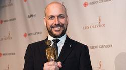 Gala Les Olivier: Martin Matte crée un beau malaise