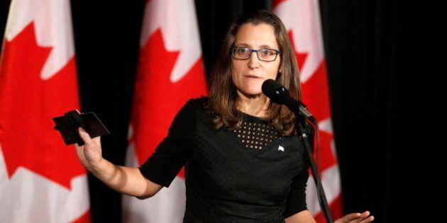 Bois d'oeuvre: pas de rapprochement entre le Canada et les