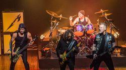 Metallica à Québec et à Montréal cet