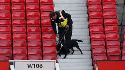 Un colis suspect au stade Old Trafford force l'annulation d'un match de