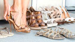 Les sandales les plus stylées pour les larges