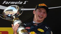 Max Verstappen passe à l'histoire de la Formule Un