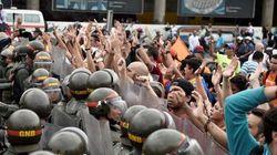Le Venezuela en crise