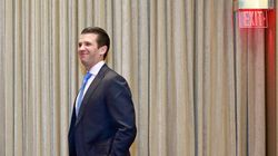 Oups! Donald Trump fils a contredit son