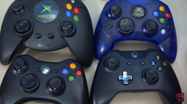 Xbox One X: Microsoft annonce le retour de sa manette géante et la rétrocompatibilité avec la première