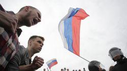 Russie: près de 1000 arrestations lors des manifestations