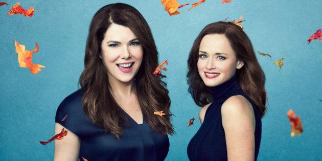 De nouveaux épisodes de «Gilmore Girls» sur