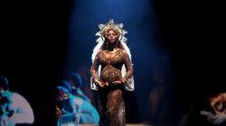 Beyoncé en déesse de la maternité... qui ne fait pas