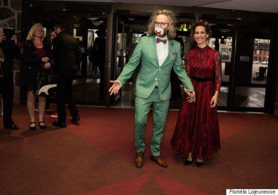 Gala Les Olivier 2016: tapis rouge aux allures de bal masqué