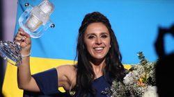 L'Ukraine gagne l'Eurovision avec une chanson politique