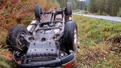 Hausse des décès sur les routes de 12% au