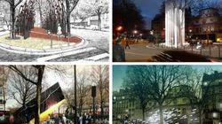 Voici les dix projets de mémorial citoyen pour les victimes du Bataclan