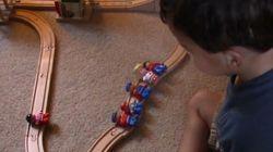 Cet enfant a une méthode parfaite pour résoudre un problème