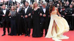 Festival de Cannes 2016: le vent fait ses premières victimes