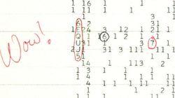 Il pense avoir trouvé l'origine de ce signal extraterrestre inexpliqué depuis 40