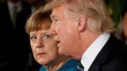 Trump: l'Allemagne «doit d'énormes sommes d'argent» à l'OTAN et aux